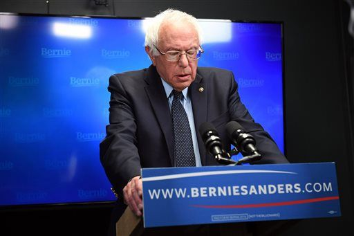 Sanders says he will work with Clinton to transform party (copy)