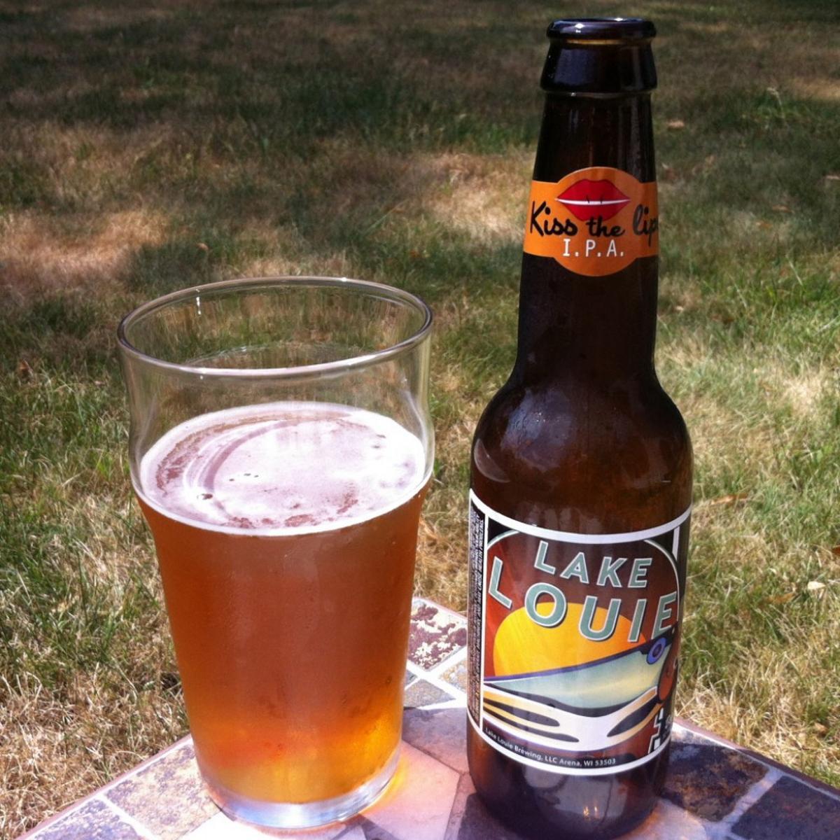 Beer Baron: Lake Louie's IPA smacks of history   Dining