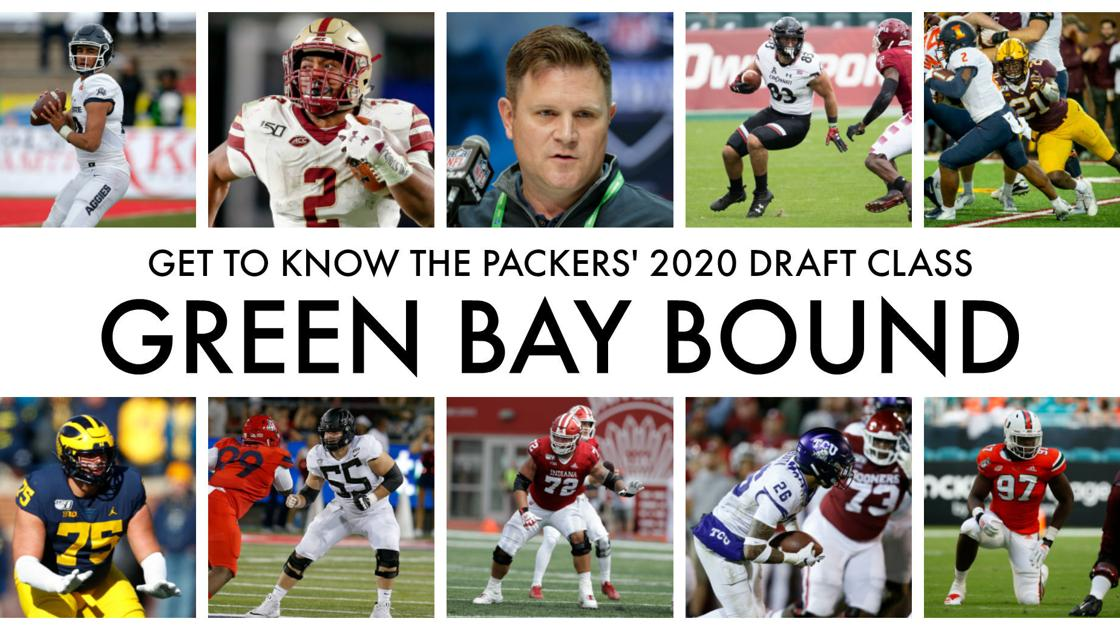 Green Bay Bound Get To Know All 9 Players Picked By Packers In 2020 Nfl Draft Pro Football Madison Com