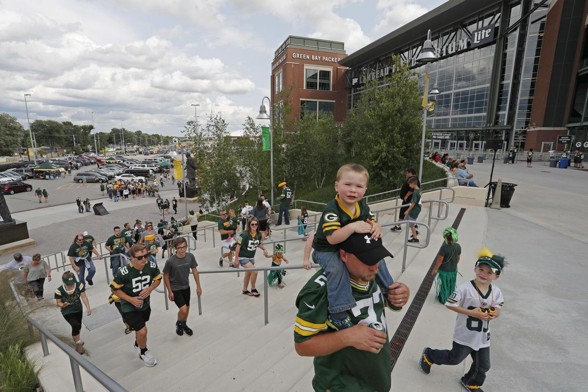 Packers Family Night 02