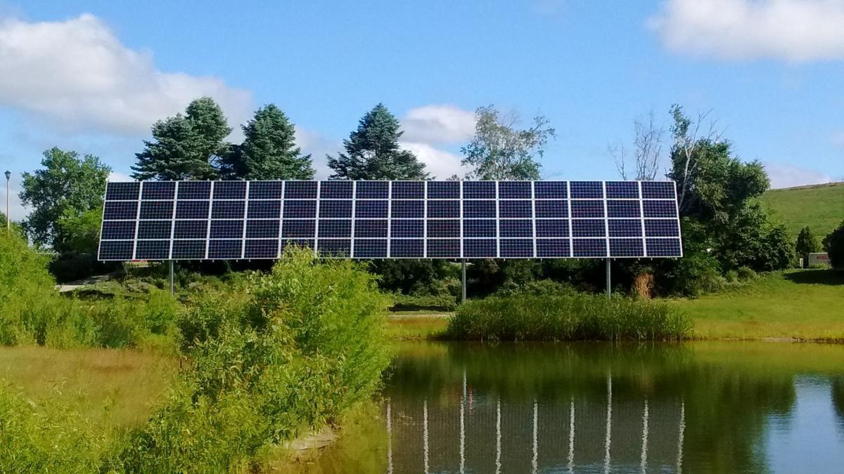 Yahara Hills gets solar panels