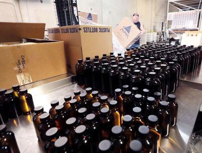 Distillery sanitizer
