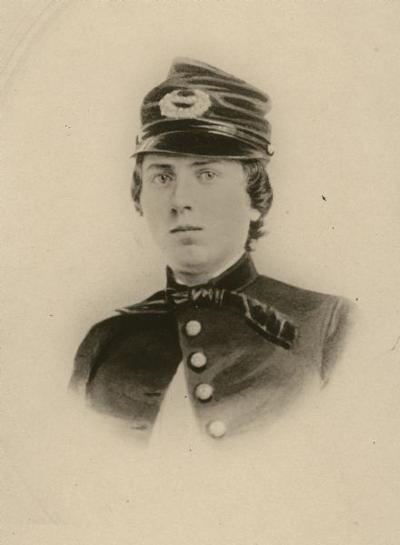 First Lt. Alonzo Cushing