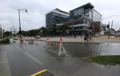 Flooding in August