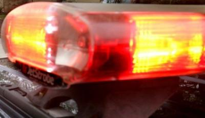 Police car lights, State Journal generic file photo
