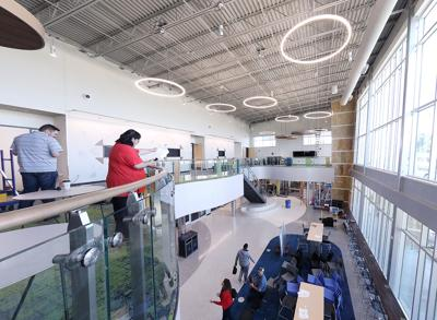 Madison Area Technical College's new Goodman South campus
