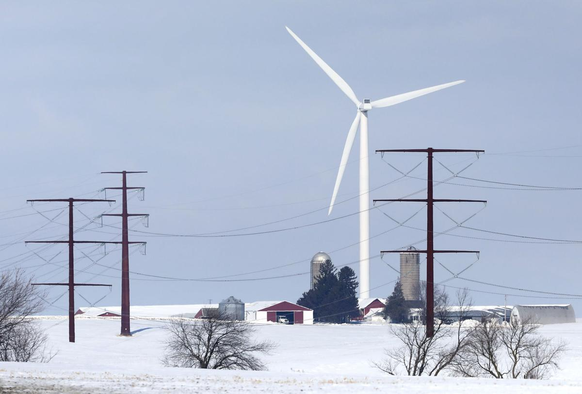 Waunakee Wind Turbines