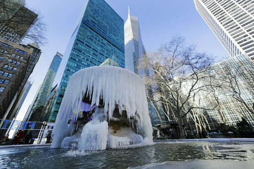 Midwest awaits spring-like thaw just days after bitter cold (copy)