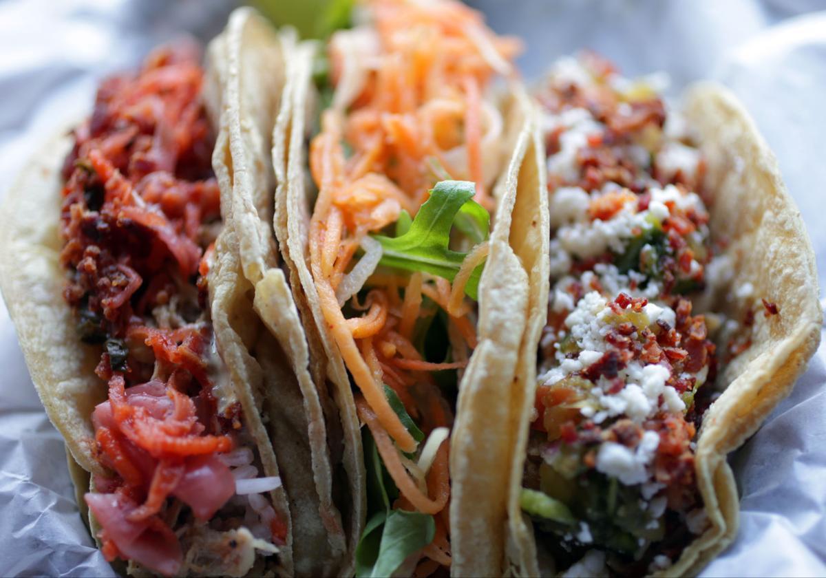 Ohio Tavern tacos