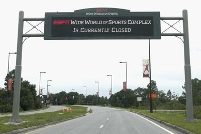 ESPN's Wide World of Sports at Walt Disney World, AP photo