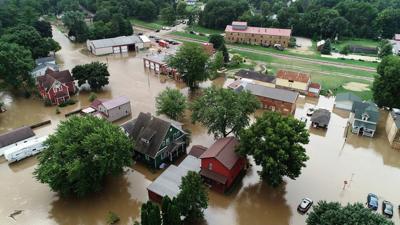 Flooded Mazomanie