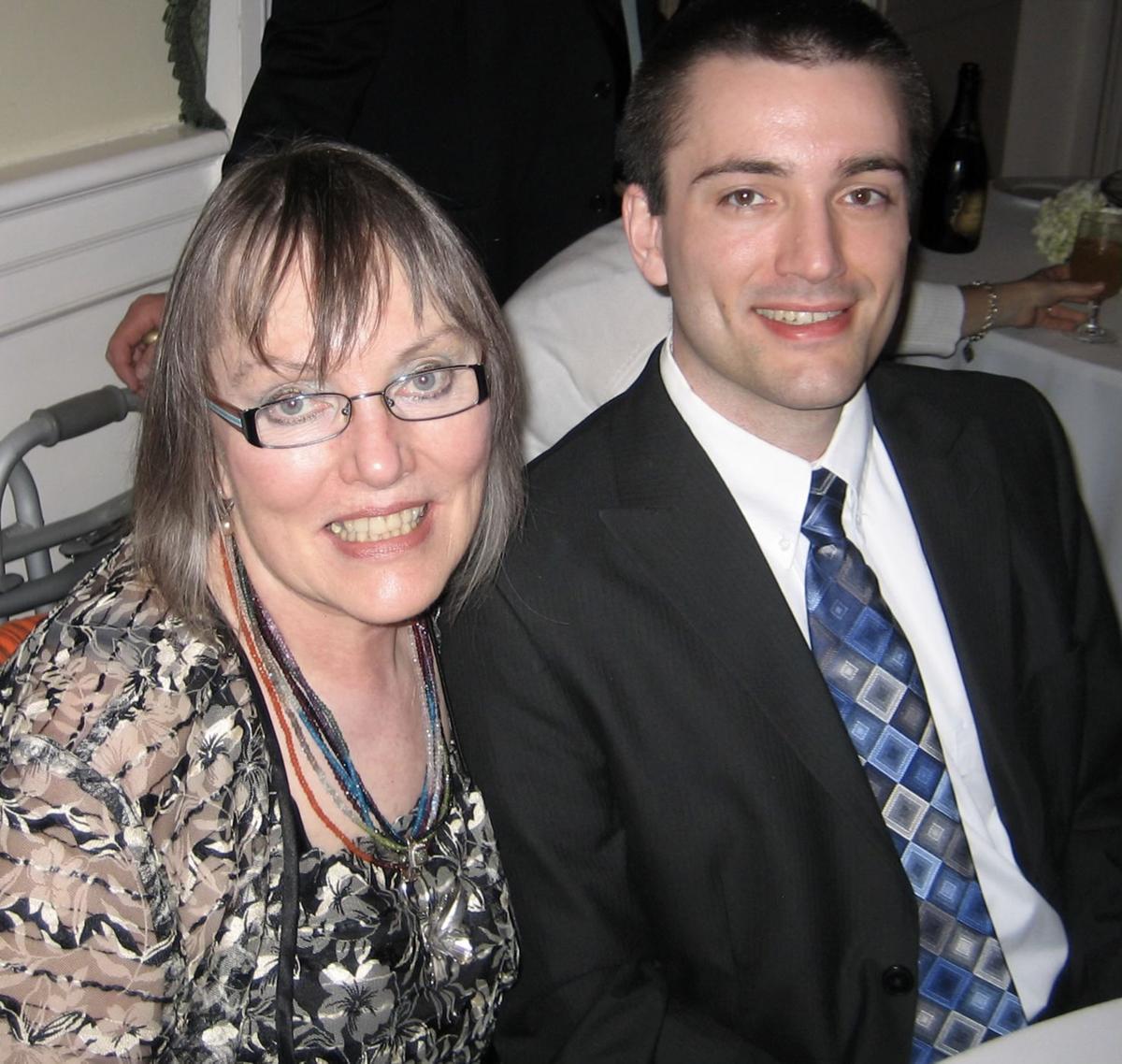 Olivia and Seth Kingree