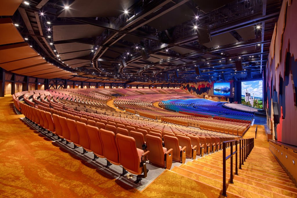Epic Madison Wi >> Epic System S Auditorium Contractor Win National Award
