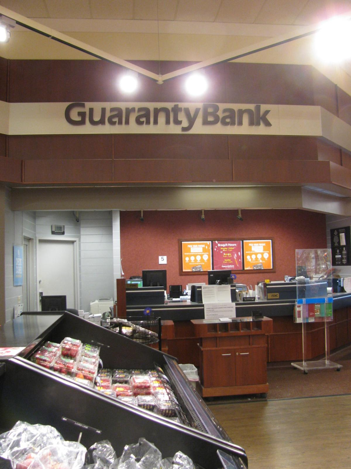 guaranty bank buy now