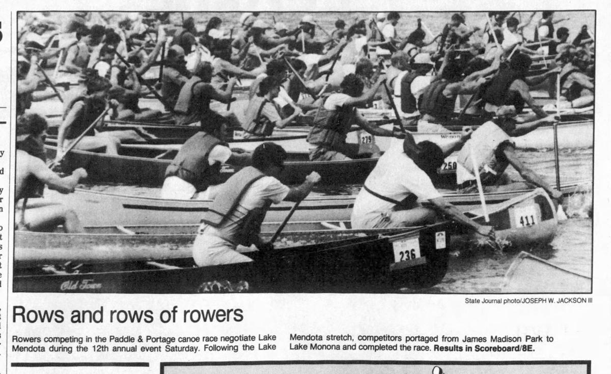 Looking Back: 40 Years of Paddle & Portage | Local News
