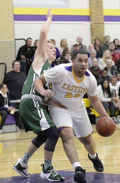 Prep boys basketball: Madison East's Marcus Justice