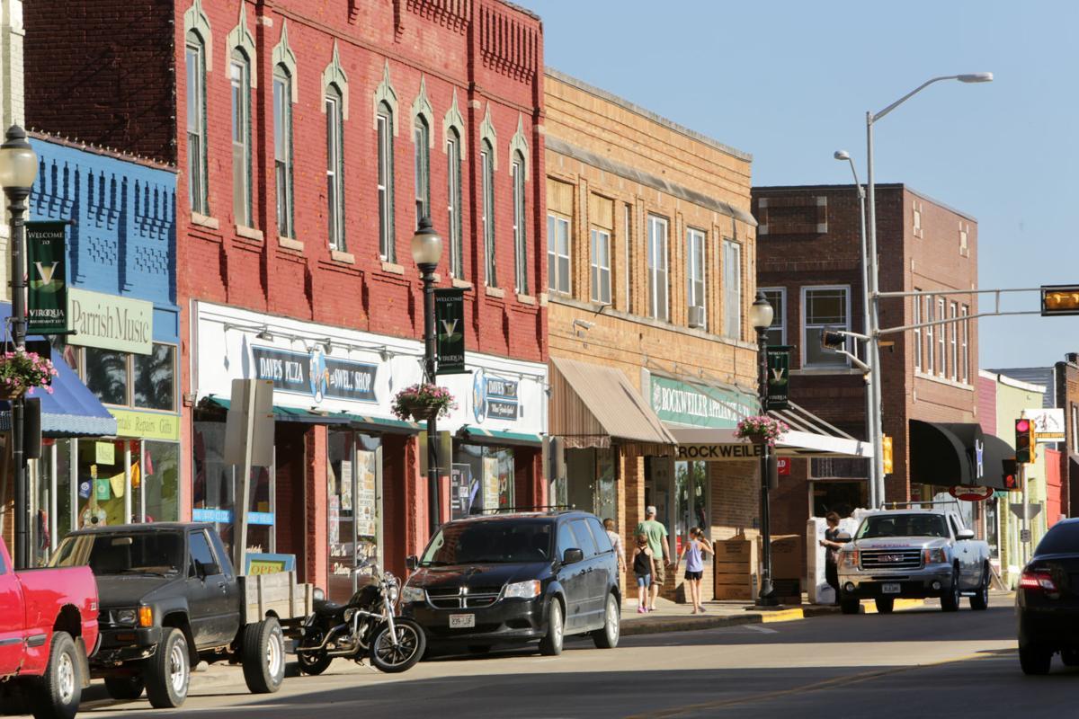 Viroqua Main Street