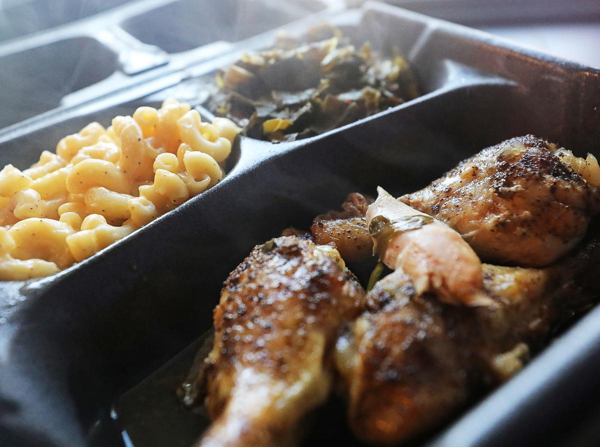 Marie's Soul Food chicken
