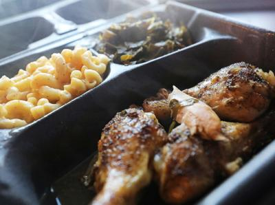 Marie's Soul Food chicken