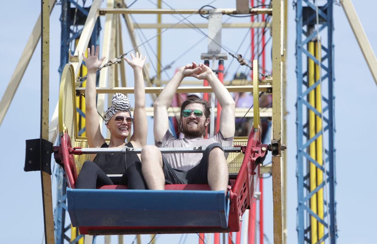 Monona Terrace Goes For Roller Coaster >> Going Out Weekend Will Speed By With Bike Races Entertainment
