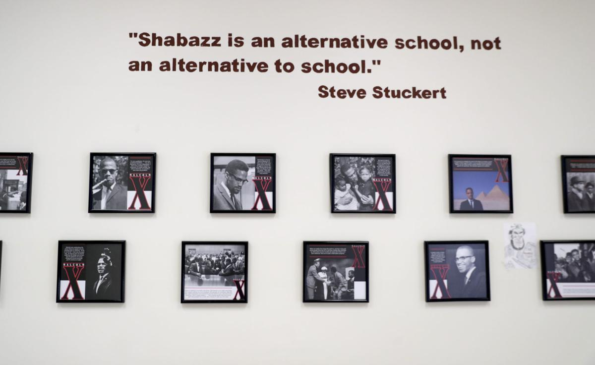Alternative at Madison s Shabazz City High also means