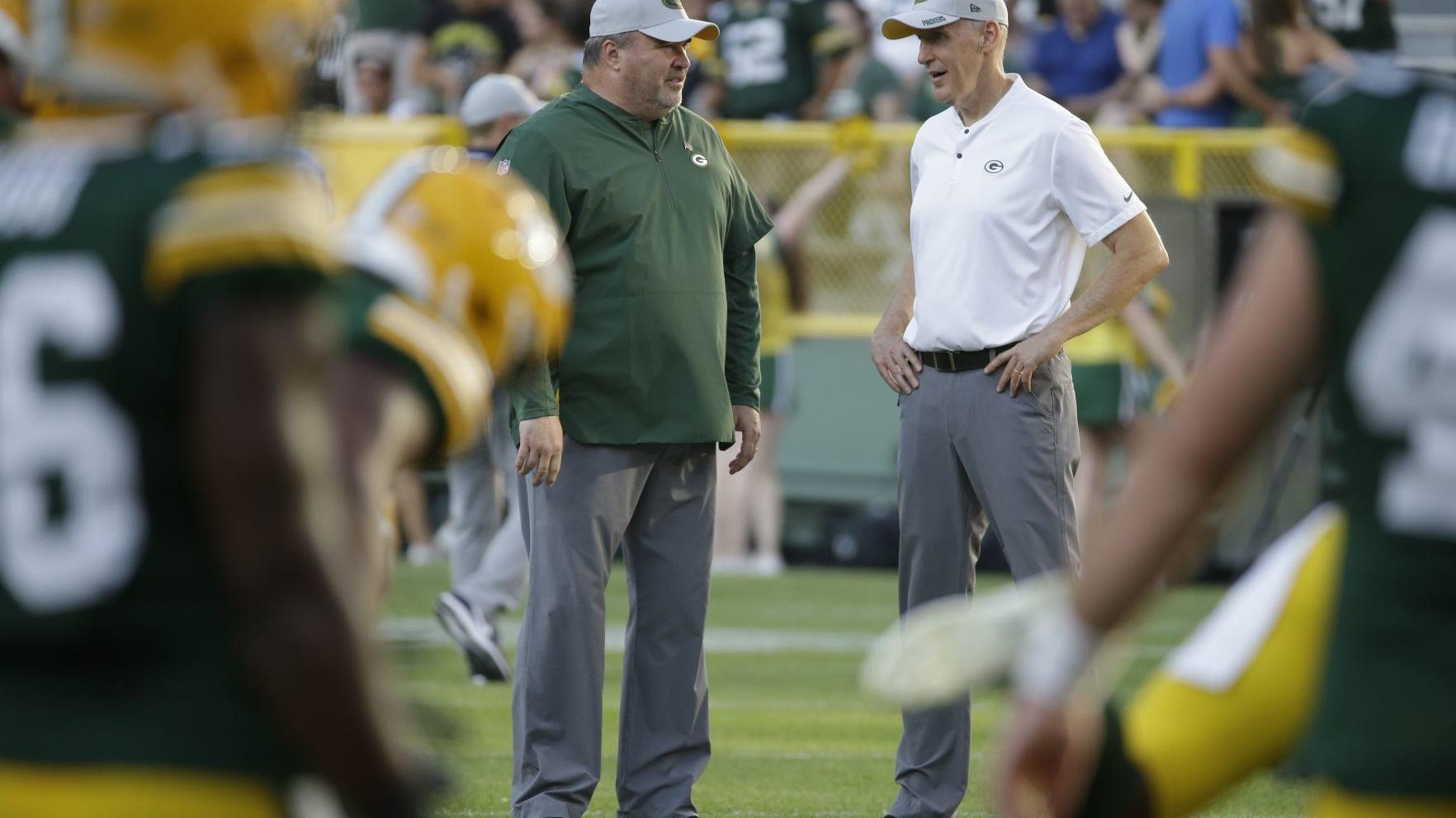 Three things to watch when Green Bay Packers host Atlanta Falcons