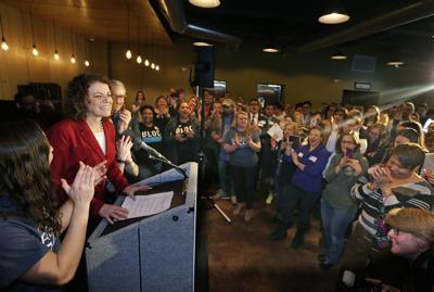 Wisconsin Election Rebecca Dallet