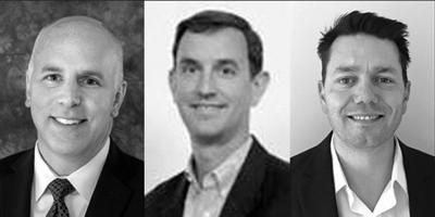 Tony Cords, Jim Kachidurian, Luke McMaster