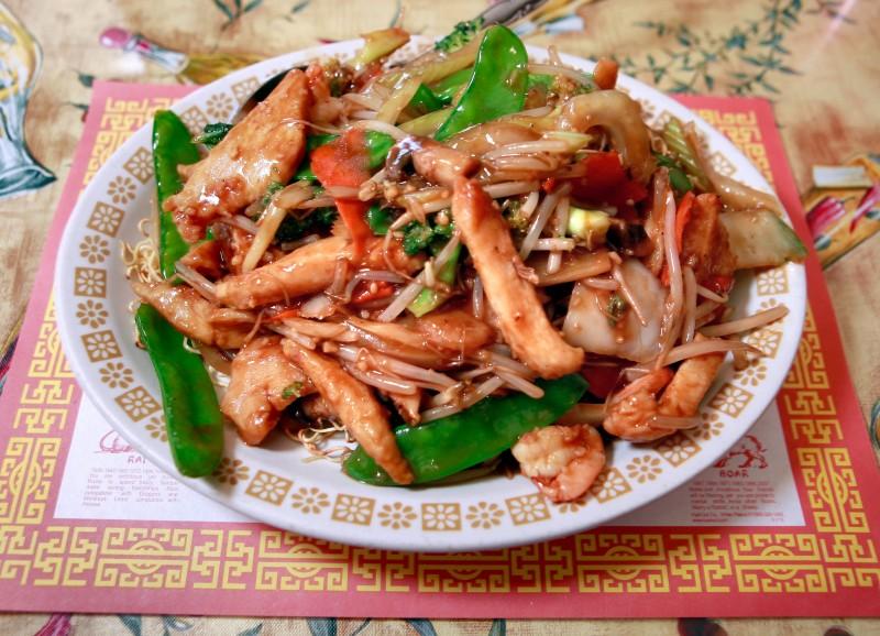 wongs garden garden special chow mein - Wongs Garden
