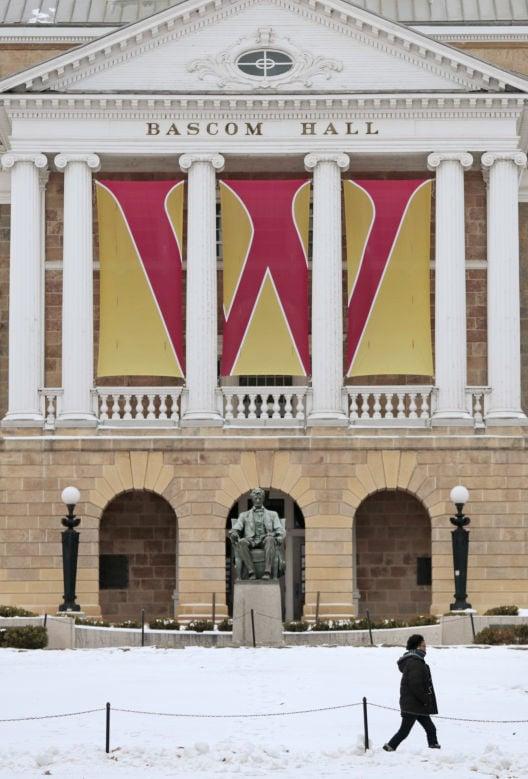Bascom Hall Big W