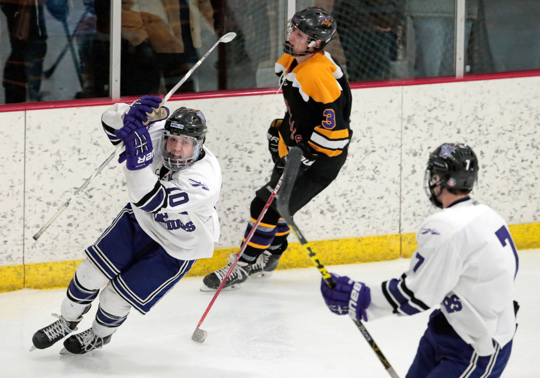 WI H.S.: Series Of Hockey Games In Waunakee Will Aim To Raise Awareness In The Fight Against Cancer