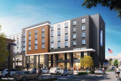UW Campus Hotel