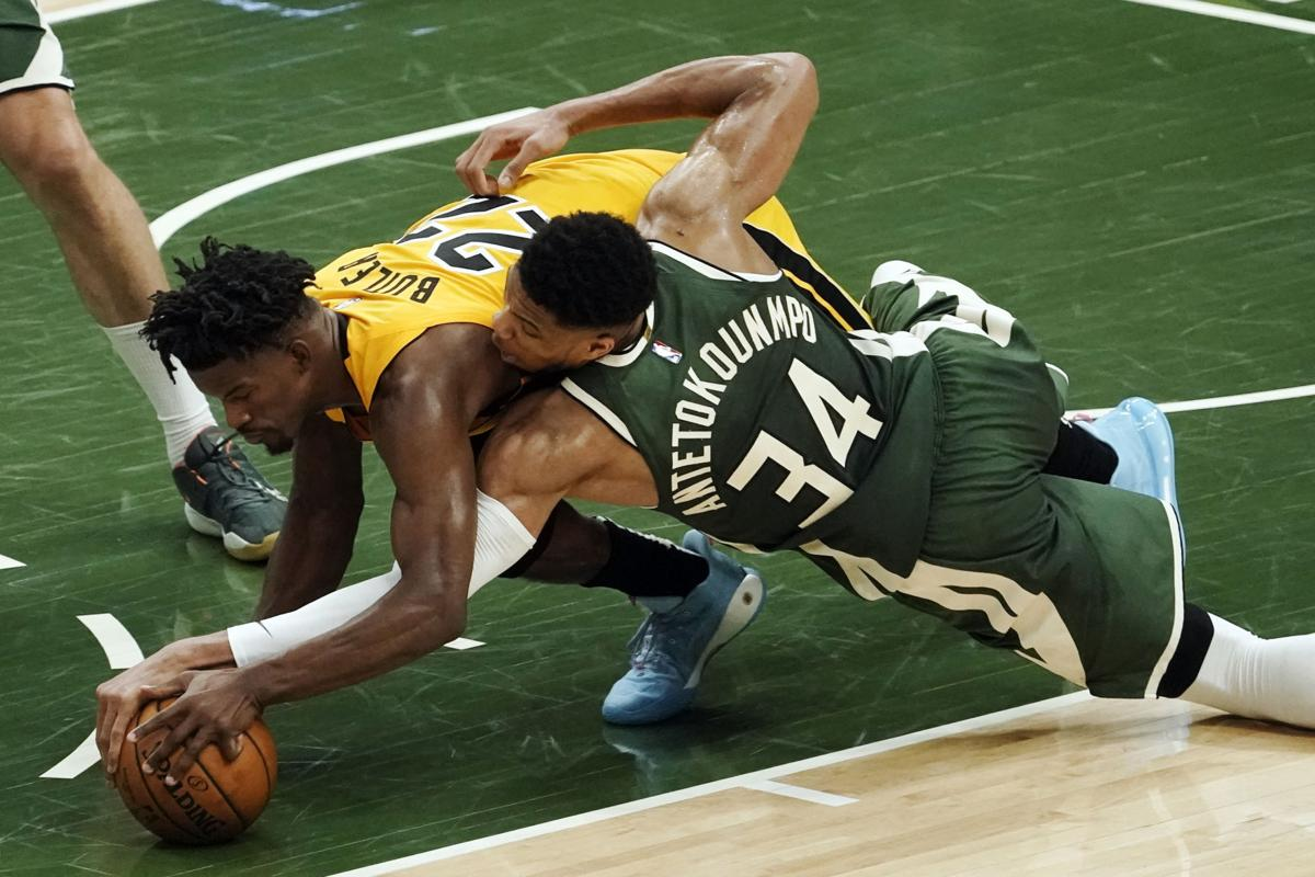 How will Heat respond after Bucks' Giannis Antetokounmpo shut down Jimmy Butler in series opener? | Basketball | madison.com