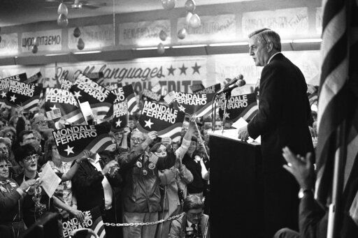 Long after the loss, Mondale's liberal legacy still relevant (copy)