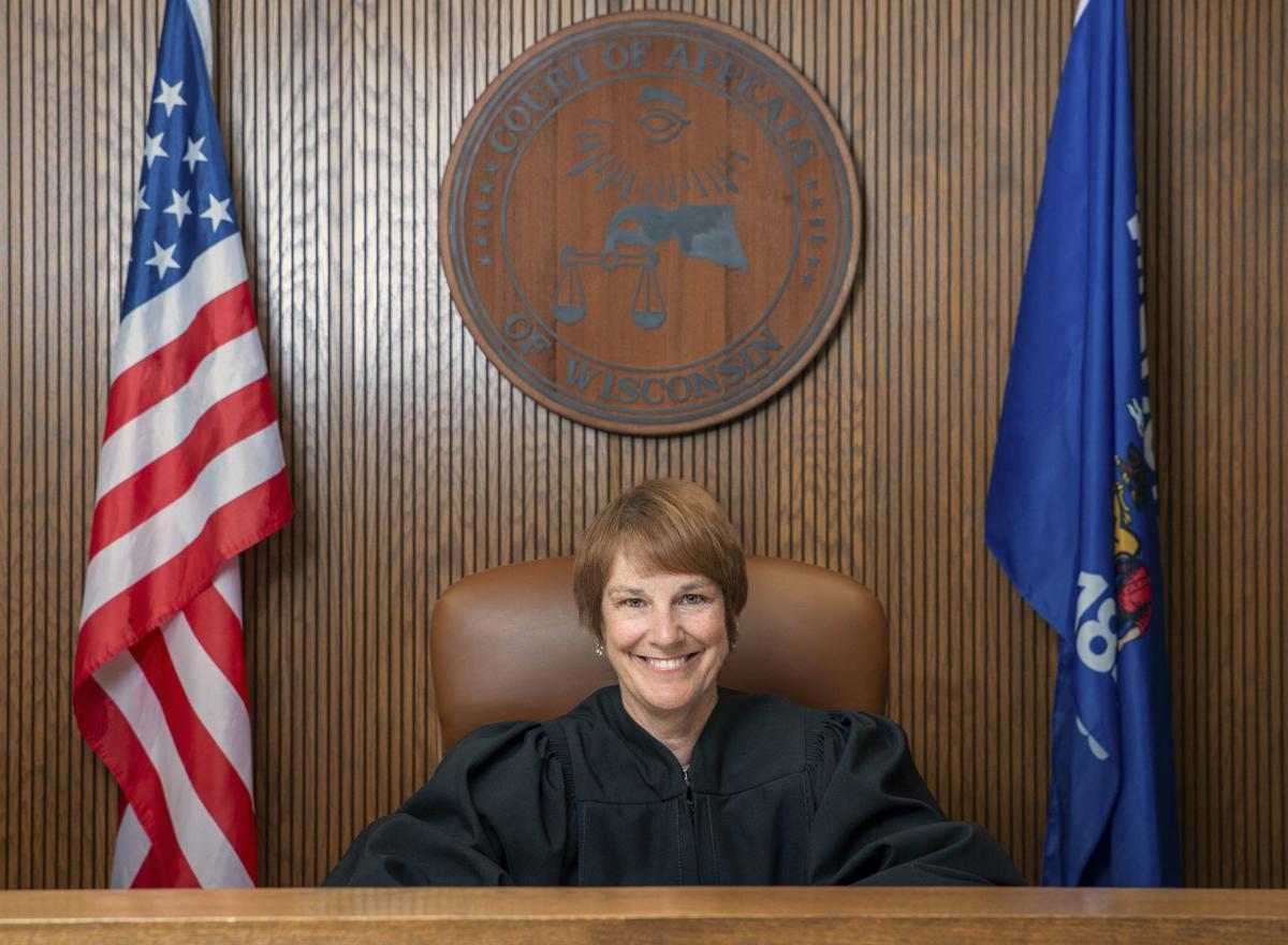 Judge Lisa Neubauer, Supreme Court candidate, AP photo (copy)