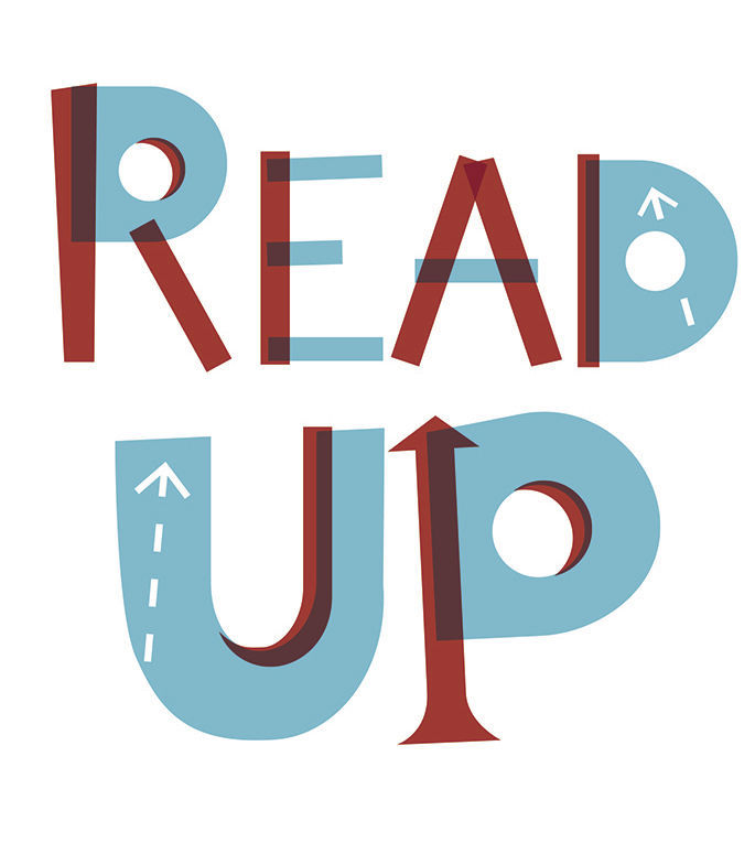 2017 Read Up logo