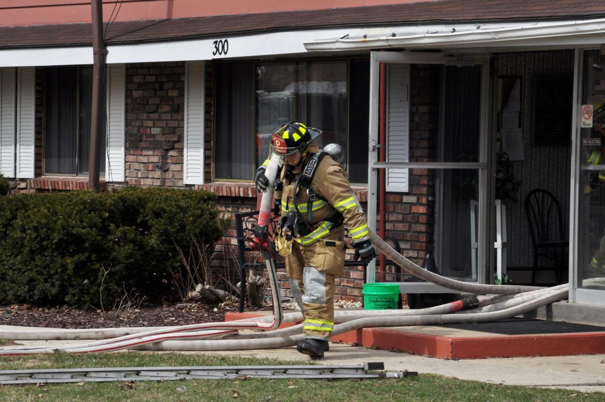 Rochester fire