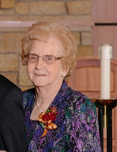 Mary Ellen Parrell is turning 90!