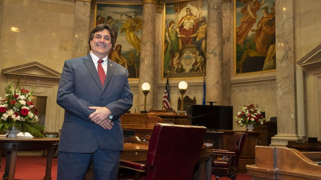 Q&A: Former Senate Chief Clerk Jeff Renk served as a voice for the institution