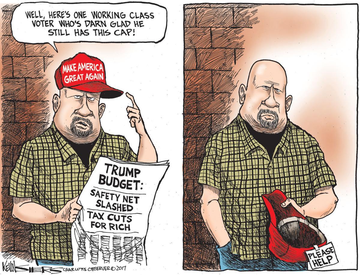 Katrina vanden Heuvel: Trump's policies offer plutocracy on ...