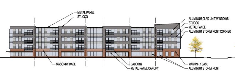 Union corners buildings