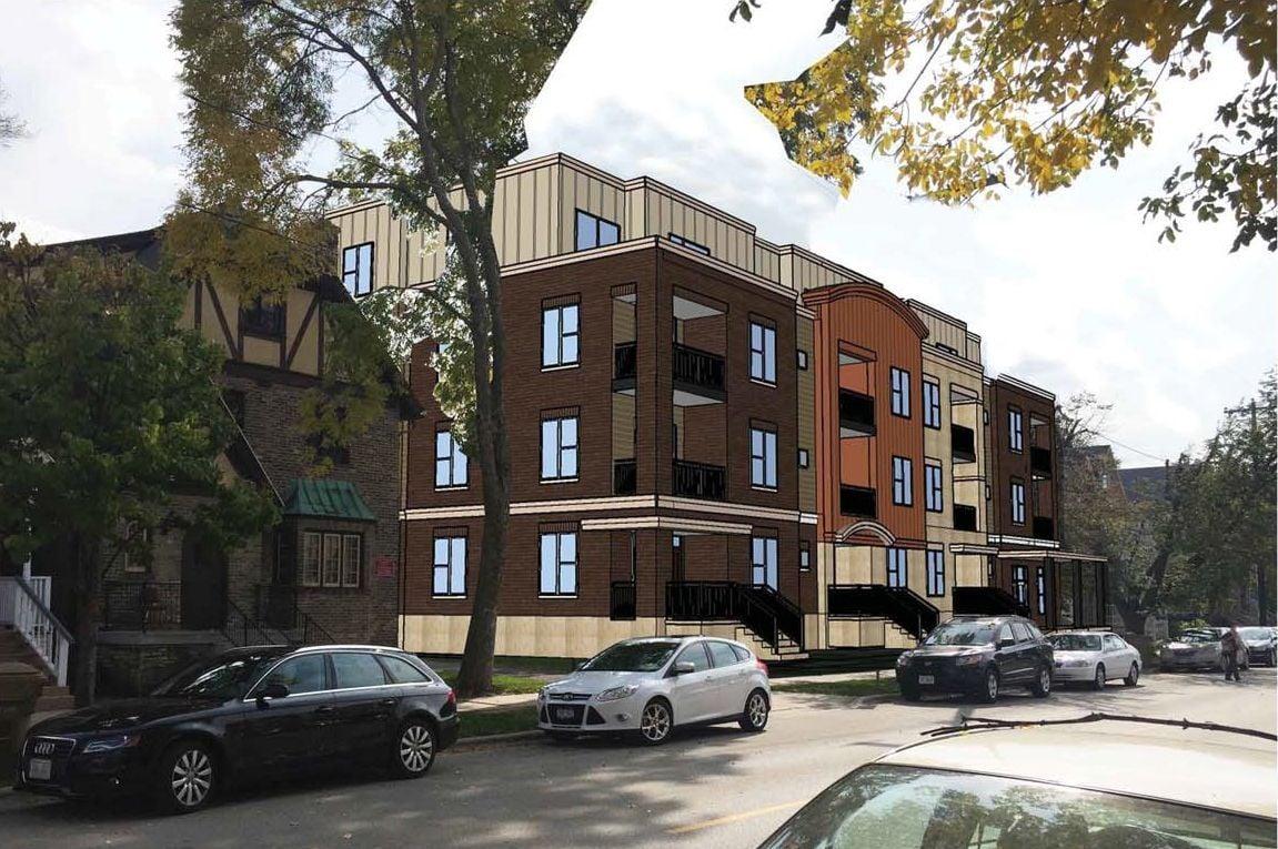 Mifflin Street development image