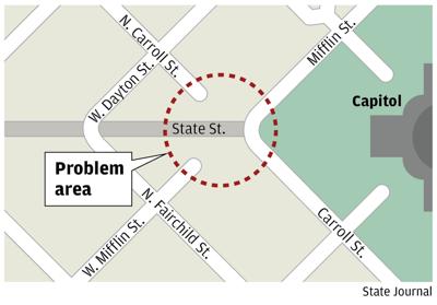 State Street problem area