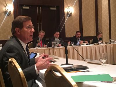 Lawmakers hear testimony on state workforce issues