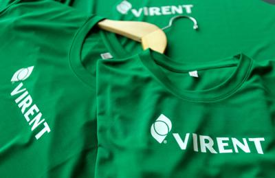 Virent shirts