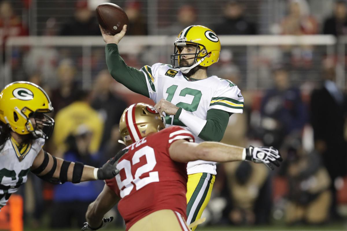 NFC Championship Packers 49ers