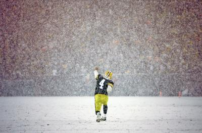 Photo named one of 100 best football images of all time