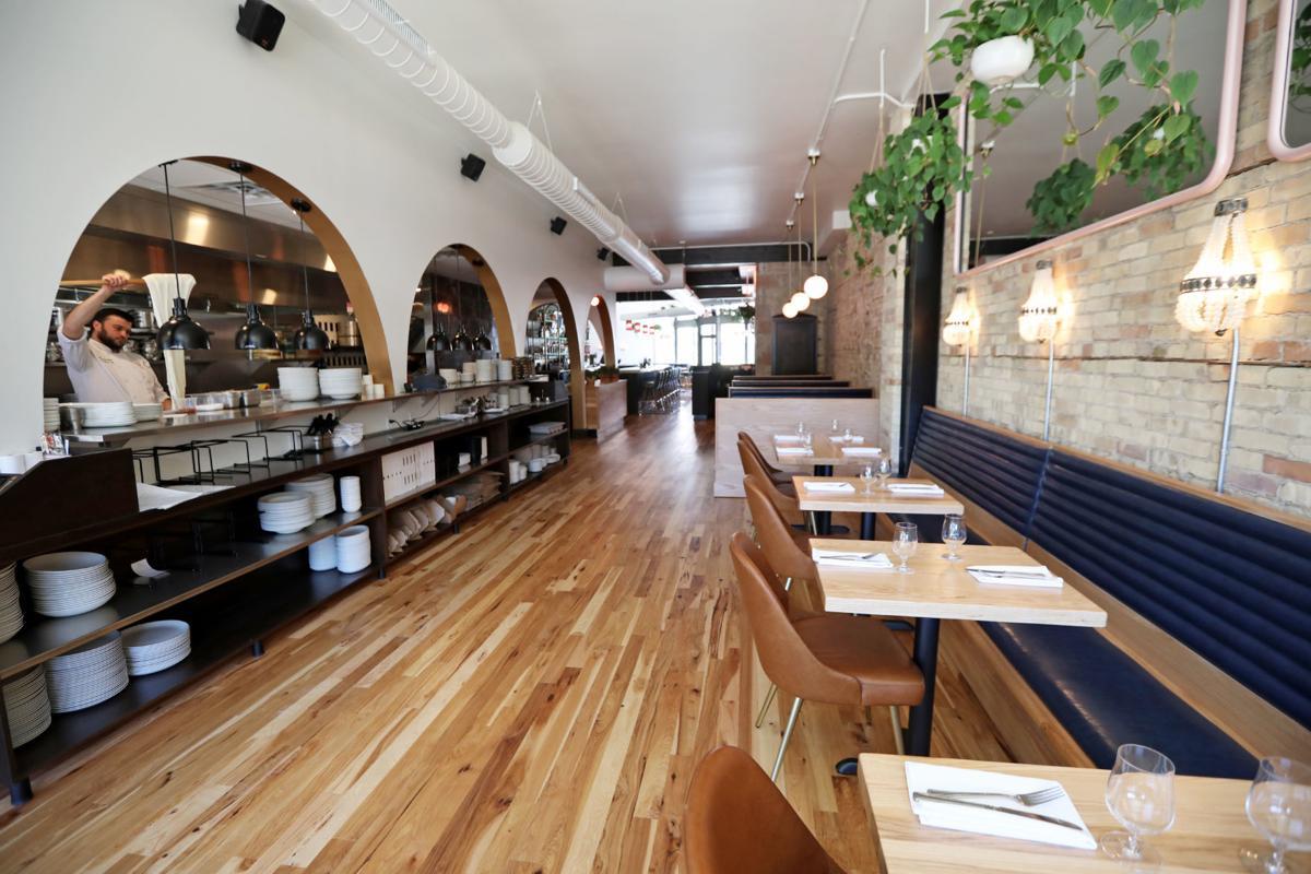 Bar Corallini interior