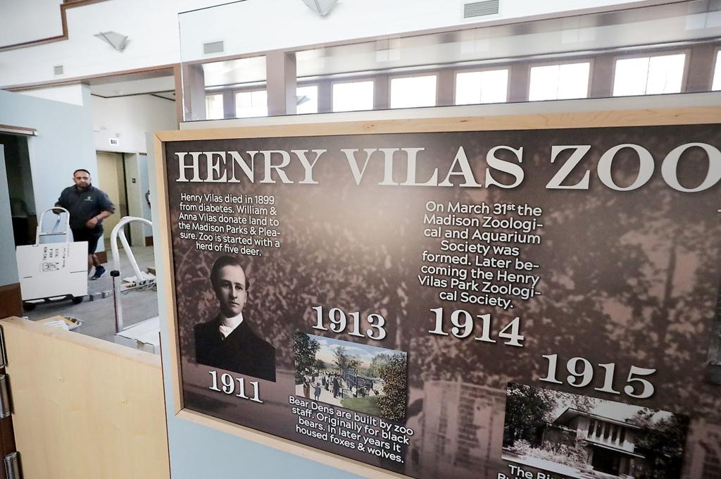County Nonprofit Split Over Vilas Zoo An Untidy Affair