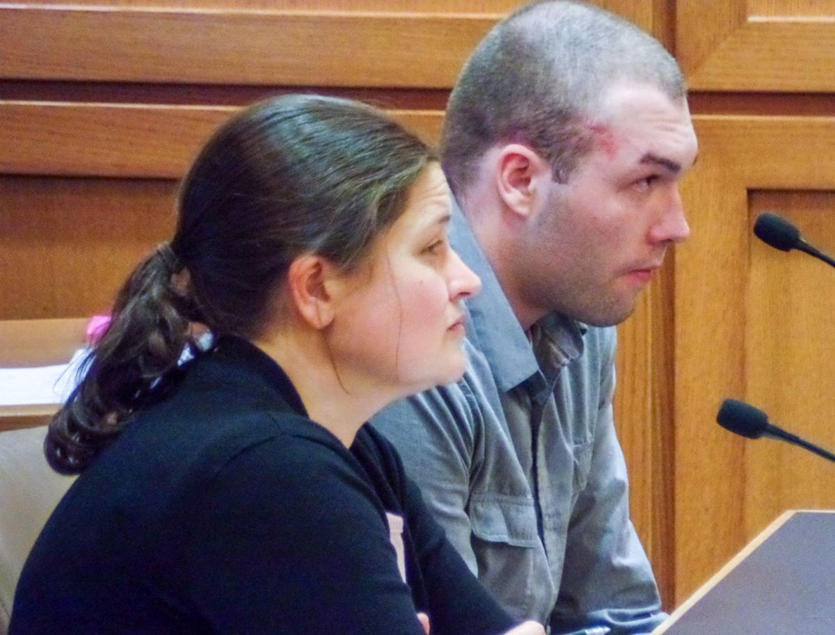 Gavin Veium in court